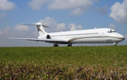 MD 87 VIP For Lease