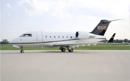 Challenger 604 For Lease